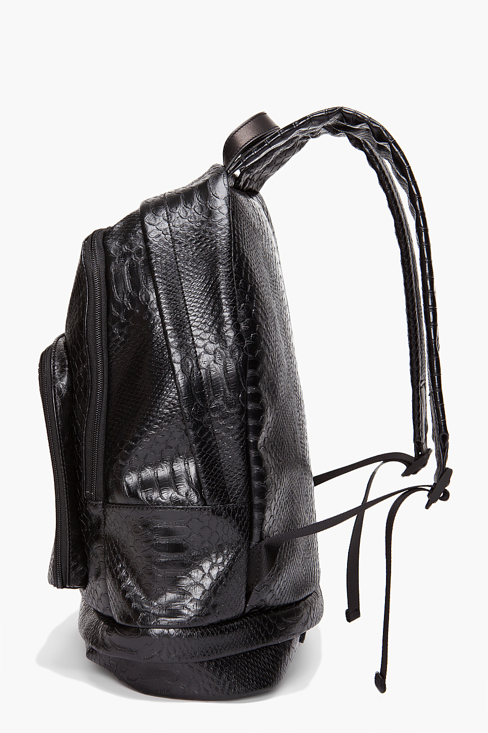 freshkings: Marc by Marc Jacobs Nifty Gifty Python Backpack: SHOP