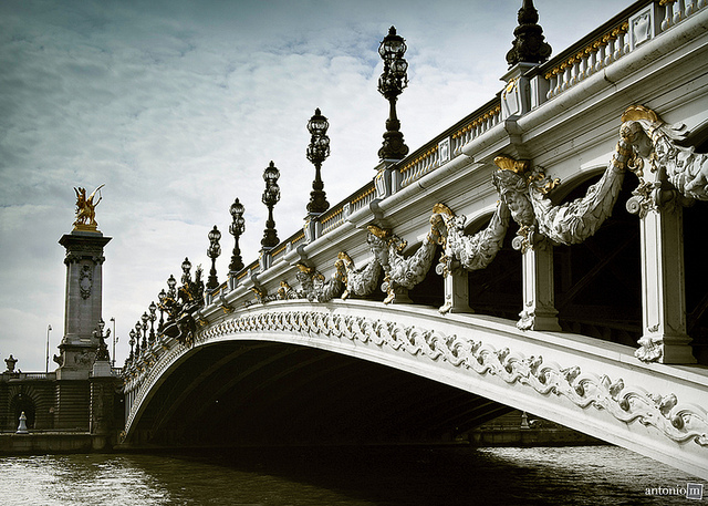 antonio-m: Pont Alexandre III, Paris