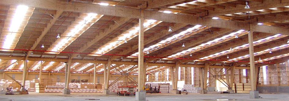 LVL Storage Facility, Nelson Pine Industries Ltd