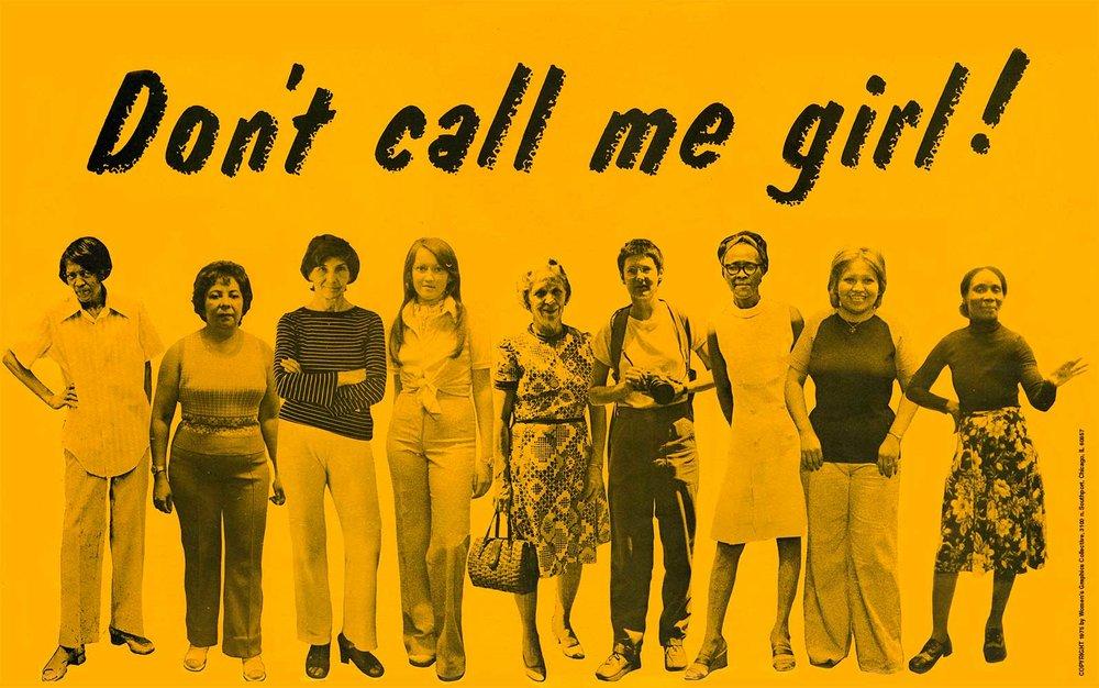 Don't Call Me Girl