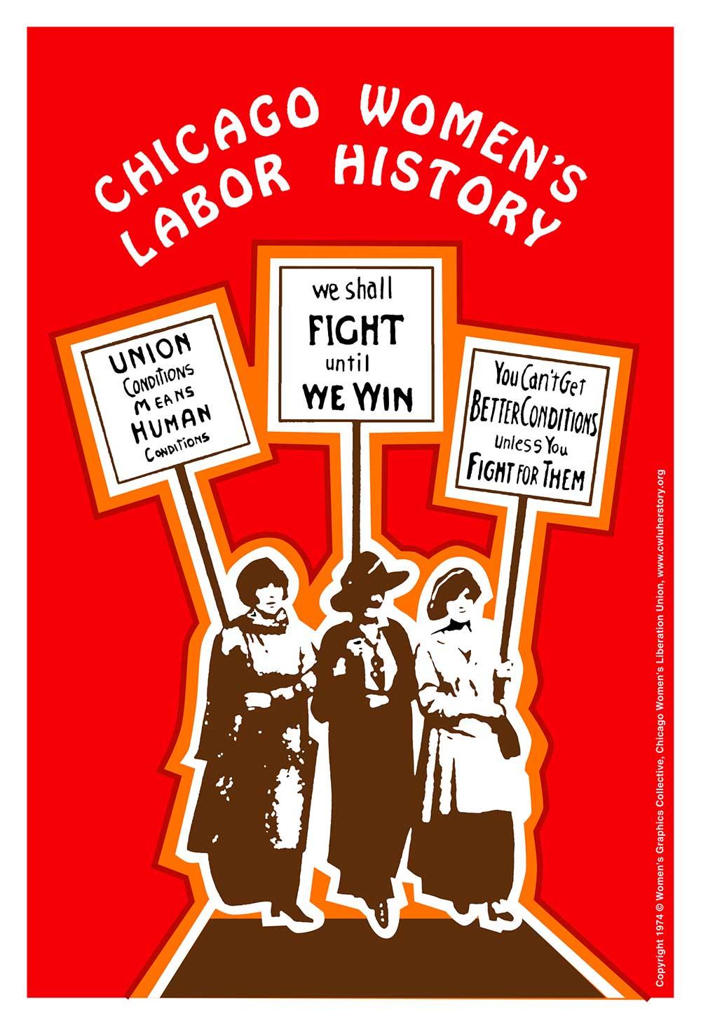 Chicago Women's Labor History