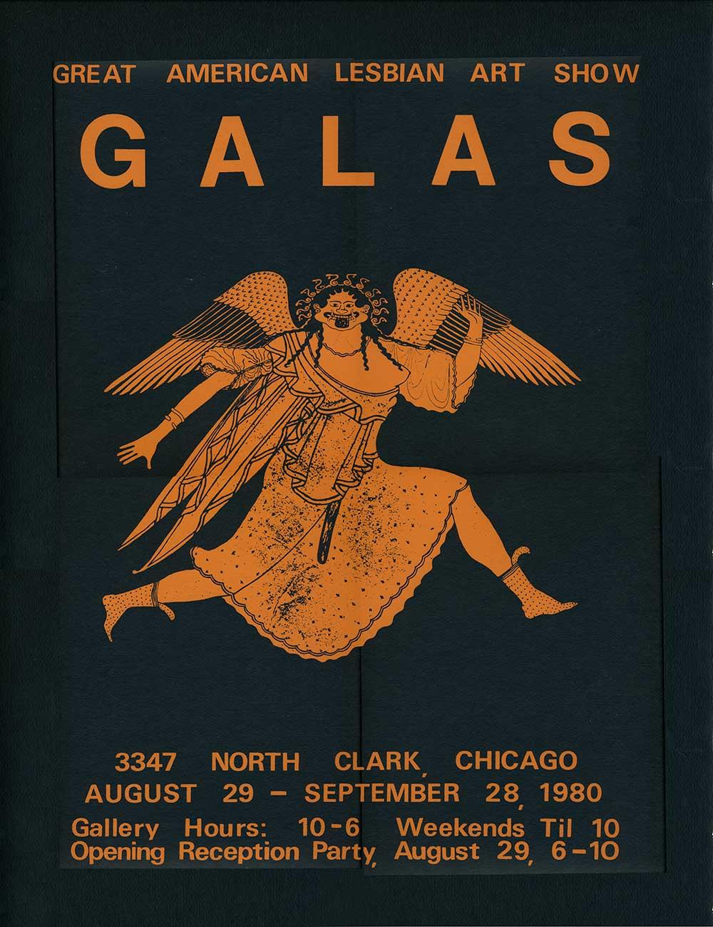Galas: Great American Lesbian Art Show