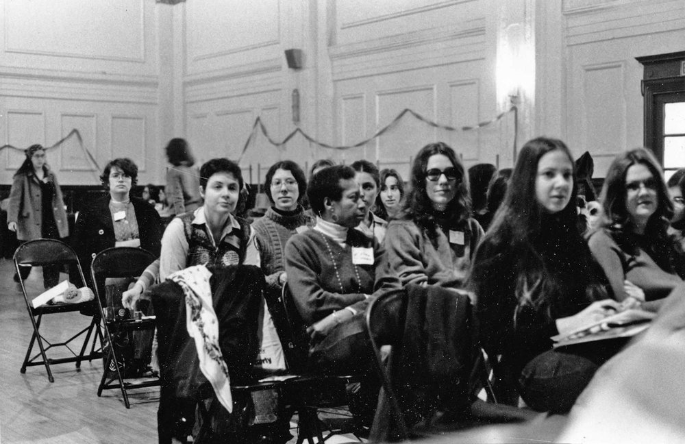 CWLU conference, November 1974: