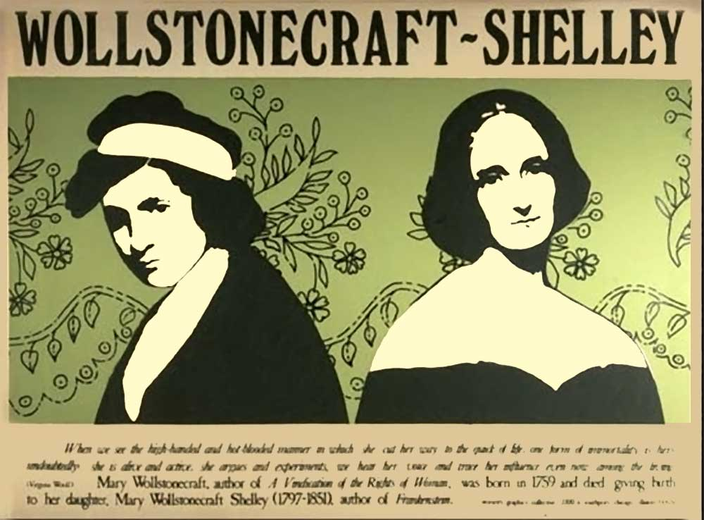 Wollstonecraft-Shelley