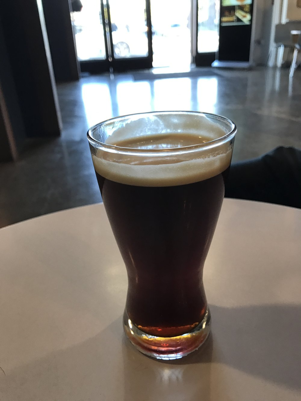 Coffee on Nitro
