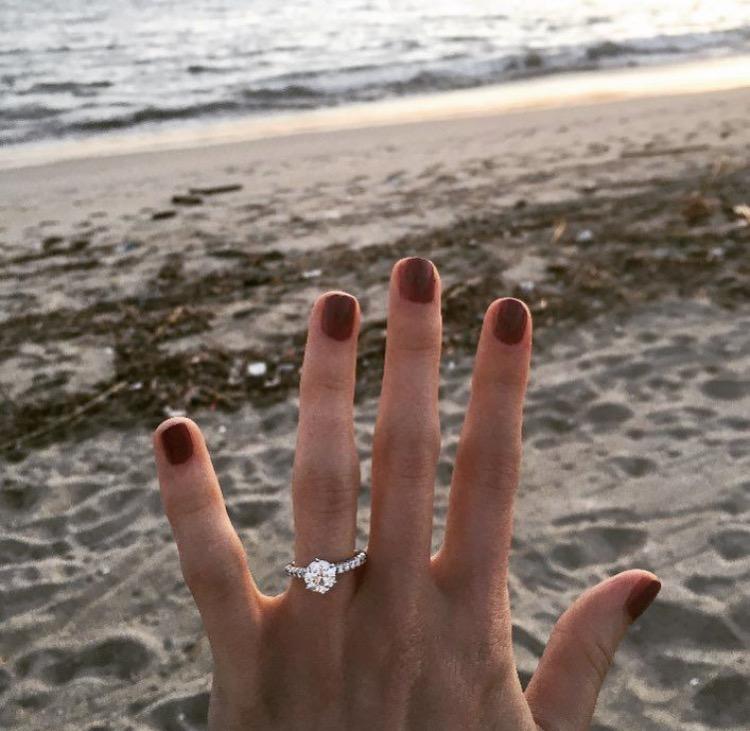 Bianca's ring.