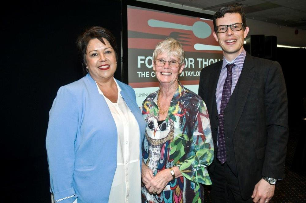 "Paula Bennett at the ""Food for Thought"" Charity Lunch"