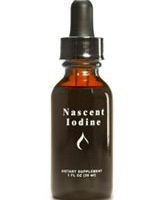 Nascent Iodine - By Magnetic Clay