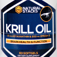 Krill Oil by Natural Stacks