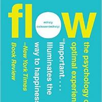 Flow - Book by Mihaly Csikszentmihalyi