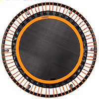 Trampoline Rebounder - By Bellicon