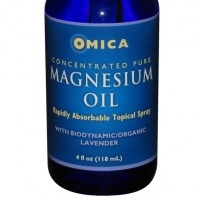 Magnesium Oil, by Omica Organics