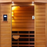 Infrared sauna, by Clearlight