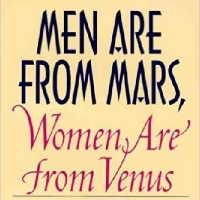 Men are From Mars, Women are From Venus - Book by John Gray