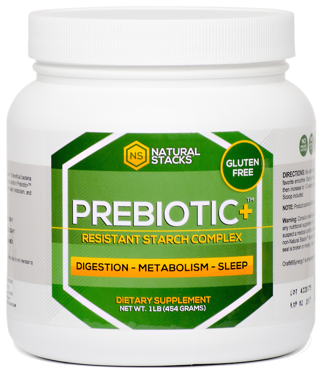 Prebiotic Natural Stacks