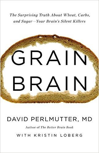 Dr. Perlmutter Brain Grain Book