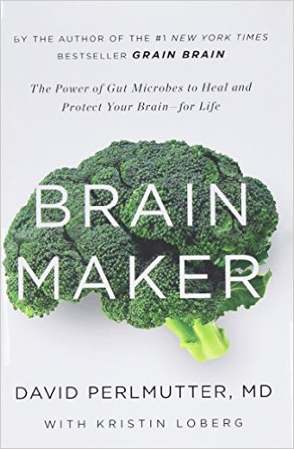 Brain Maker book by Dr Perlmutter