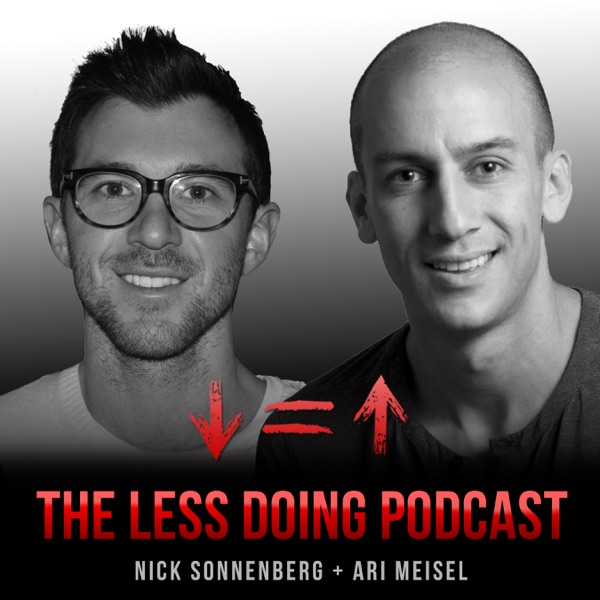 Exciting news!  I was recently interviewed on one of my favorite shows,  The Less Doing Podcast . I've been obsessed with this show for a couple of years and even had their host Ari Meisel on my show a while back.  In this interview, I talk about how I went from deadbeat, burnout musician to being a successful entrepreneur and health and wellness expert.   It's a meaningful,  yet compact, 20 min piece.   Here's what you'll learn:      • How I turned from a homeless musician in Hollywood to a successful stylist      • The lifestyle of artists in late 80s to early 90s     • What is School of Style and how it started     • Peak Time vs. the Brain-Dead time     • How outsourcing helped me focus on the more important tasks     • The key to utilizing tools that can contribute to running a businesses     • The structure of the industry when you work as a fashion stylist     • How meditation increases productivity     • My Top Three Pieces of Advice to help you be more effective  If you know someone who is interested in productivity, outsourcing, and kicking more ass in life, in general, this is a great episode to share with them. Think of two people who dig this type of thing, and forward this email to them now. Then give it a listen yourself.   Click HERE to listen to the interview.   Thanks for being awesome and supporting my work. You are so dope. Really.   Hugs not drugs. (But drugs are great too if that's your thing)  Luke