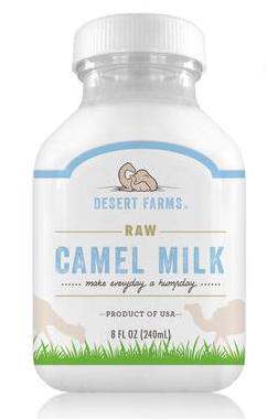 Camel Milk