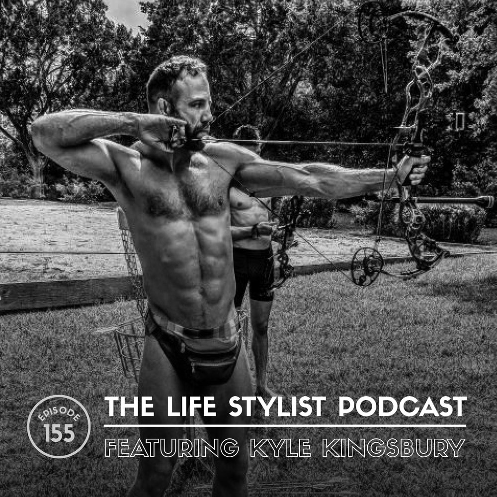 Kyle Kingsbury is a former professional mixed martial artist and current Director of Human Optimization at Onnit. His focus is primarily on improving quality of life through diet/nutrition, mindset/meditation/breathwork, biohacks, and plant medicines.