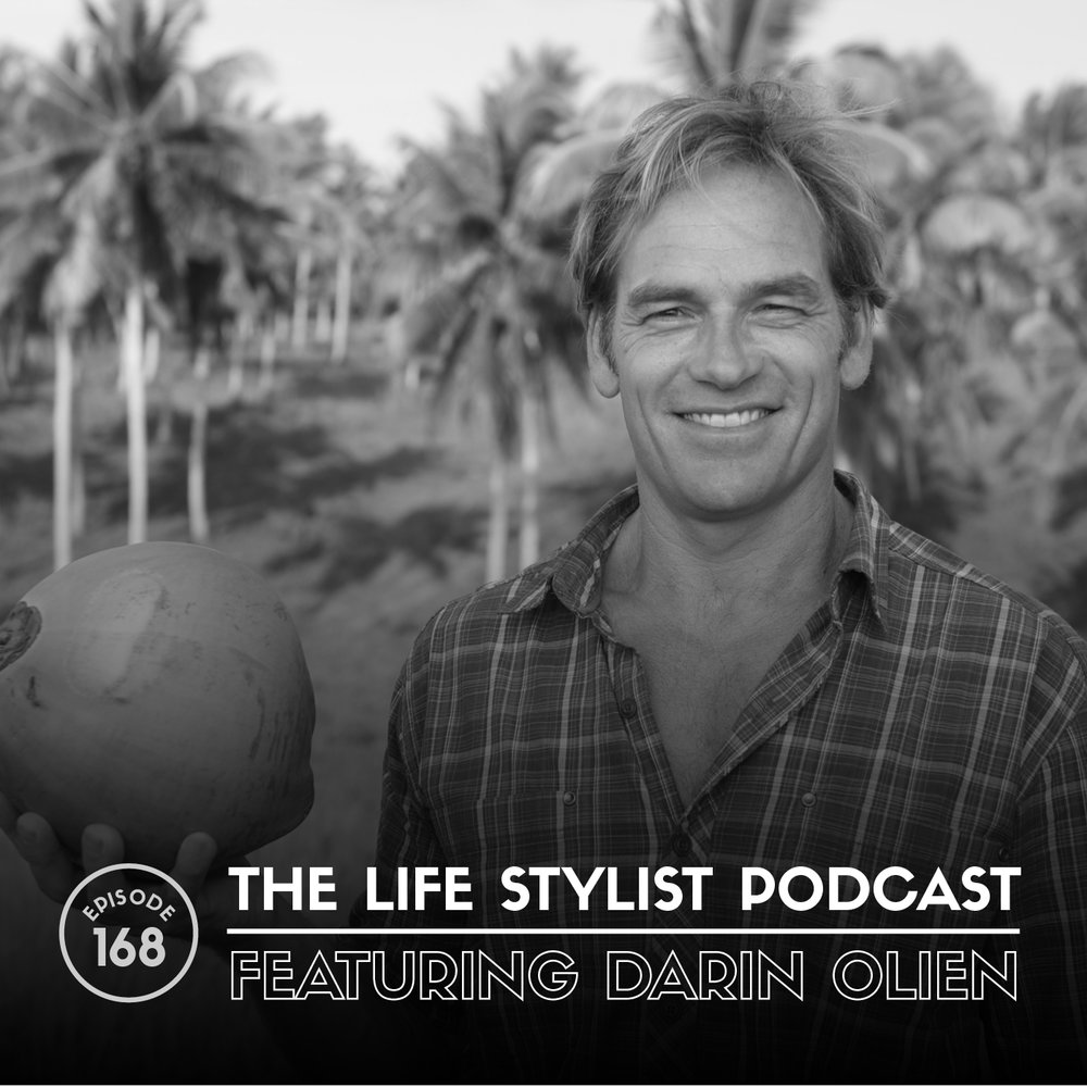 "Darin Olien is the founder and visionary of SuperLife, is the first ever health and wellness expert to be coined a ""Superfood Hunter."" He is known uniquely within the health and wellness community as an exotic superfood expert, supplement formulator, and environmental activist who travels the planet to discover new and underutilized medicinal plants.  Inspired by his travels around the world, he has created an individualized approach to achieving optimal health through small changes and daily habits based on the wisdom of global cultures. It's his no-judgement, progress-focused, supportive approach that gets results.  Darin's interest in food and nutrition began when a college football injury drove him to uncover better ways to heal his body. He realized there had to be a better option out thereafter he struggled to recover using only traditional Western medicine treatments that failed to address the healing potential of his diet and lifestyle choices. It's then that he began to pursue a healthier lifestyle and deeper understanding of how hydration, nutrition, and exercise can truly impact the human body. Darin changed his major, studying Exercise Physiology and Nutrition. He now holds a Bachelor degree in this field as well as a Masters in Psychology. Today Darin is widely recognized as an authority and valuable resource on plant-based nutrition, supplement formulation and elite performance programs, which he has created for some of the top athletes in the world.  After 20+ years of travel and unwavering dedication to research, Darin published his book,   SuperLife: The 5 Simple Fixes That Will Make You Healthy, Fit & Eternally Awesome   in 2015 at the same time that the online SuperLife community was founded. One year later, the leading SuperLife 10-Day Nutrition program was launched, which has helped thousands successfully reclaim their health and experience the healing power of plant-based nutrition."