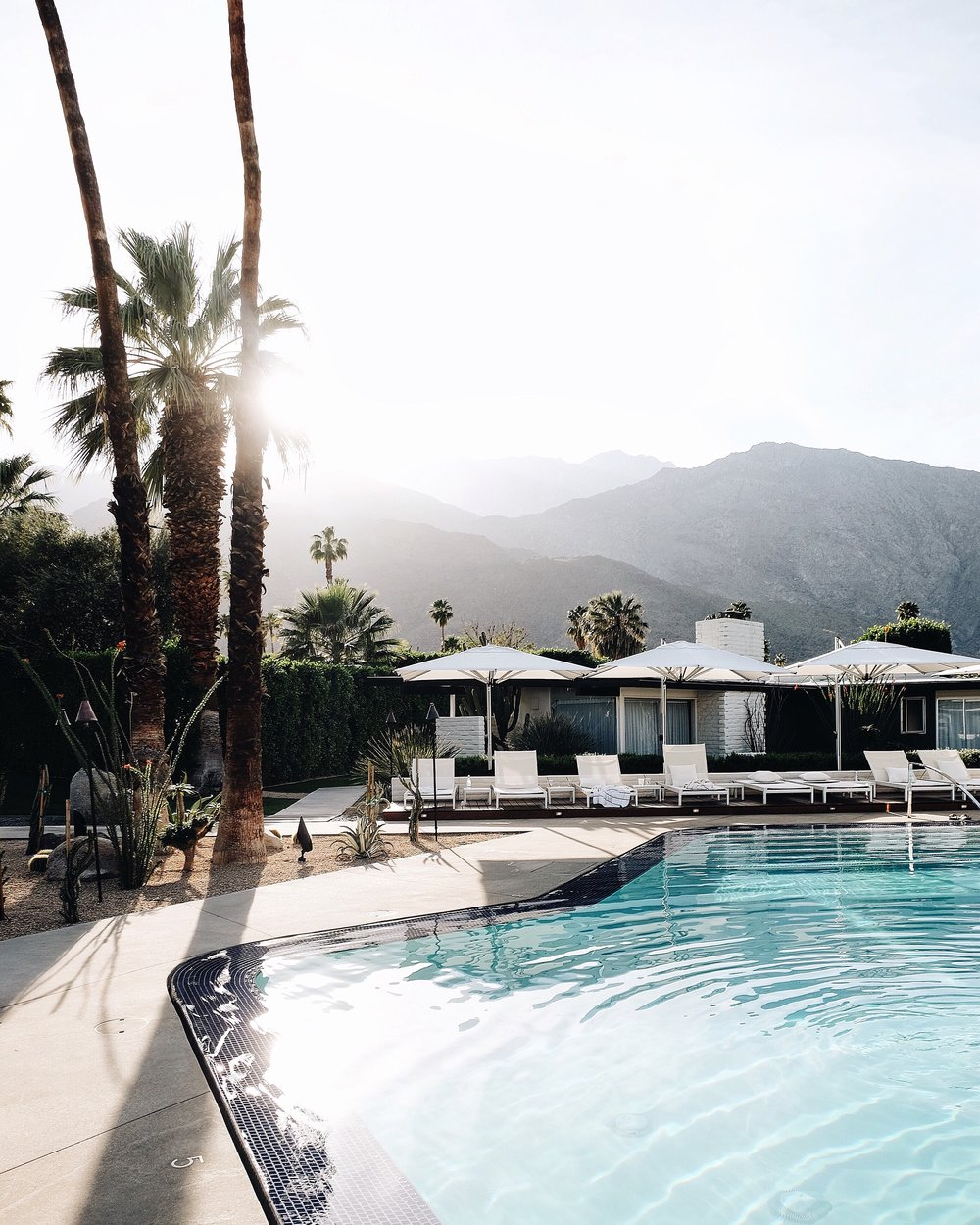 L'Horizon Hotel, Palm Springs Travel Guide
