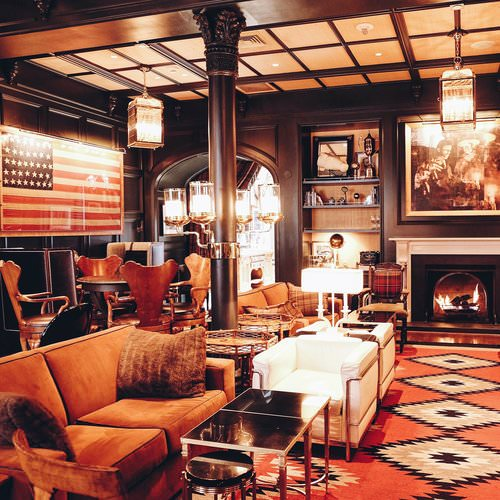 Hotel Jerome, Travel Guide to Aspen
