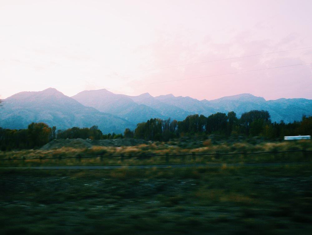 Grand Teton National Park. Travel Guide to Jackson Hole, Wyoming