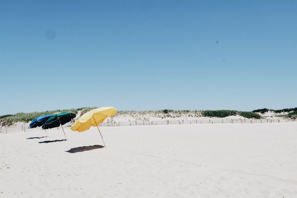 Galley Beach, Nantucket. The Far & Near Travel Guide to Nantucket