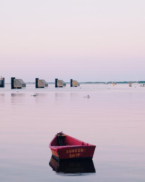 Galley Beach, Nantucket. Travel Guide to Nantucket