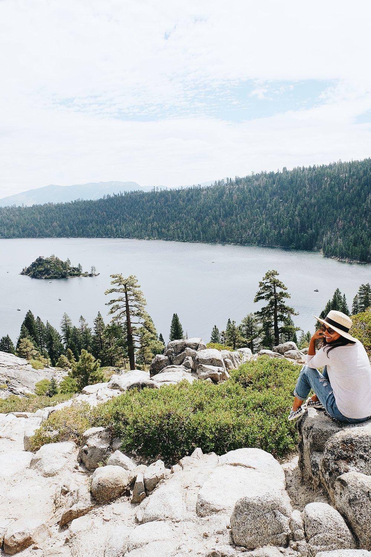 Summer in Lake Tahoe,Travel Guide to Lake Tahoe