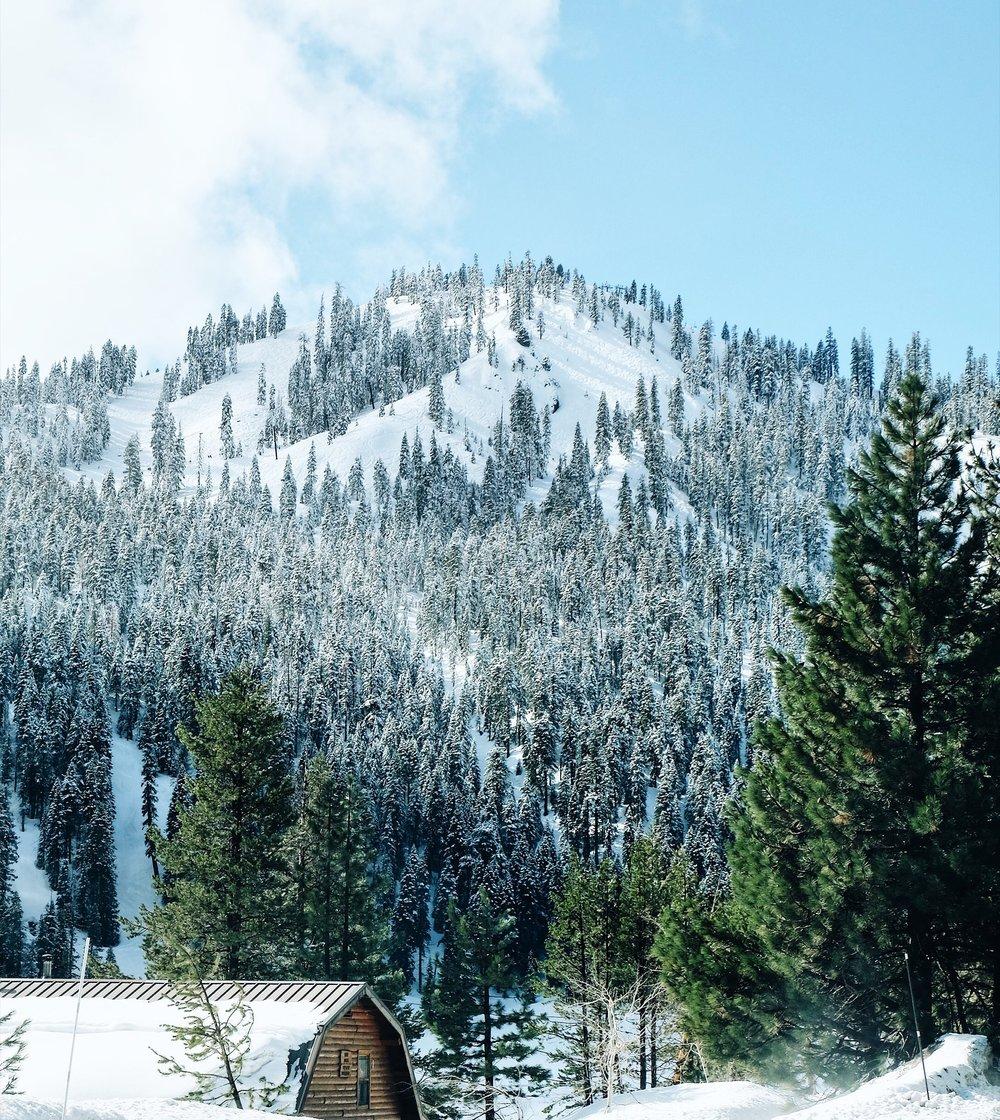 Dulci Edge, Travel Guide to Lake Tahoe