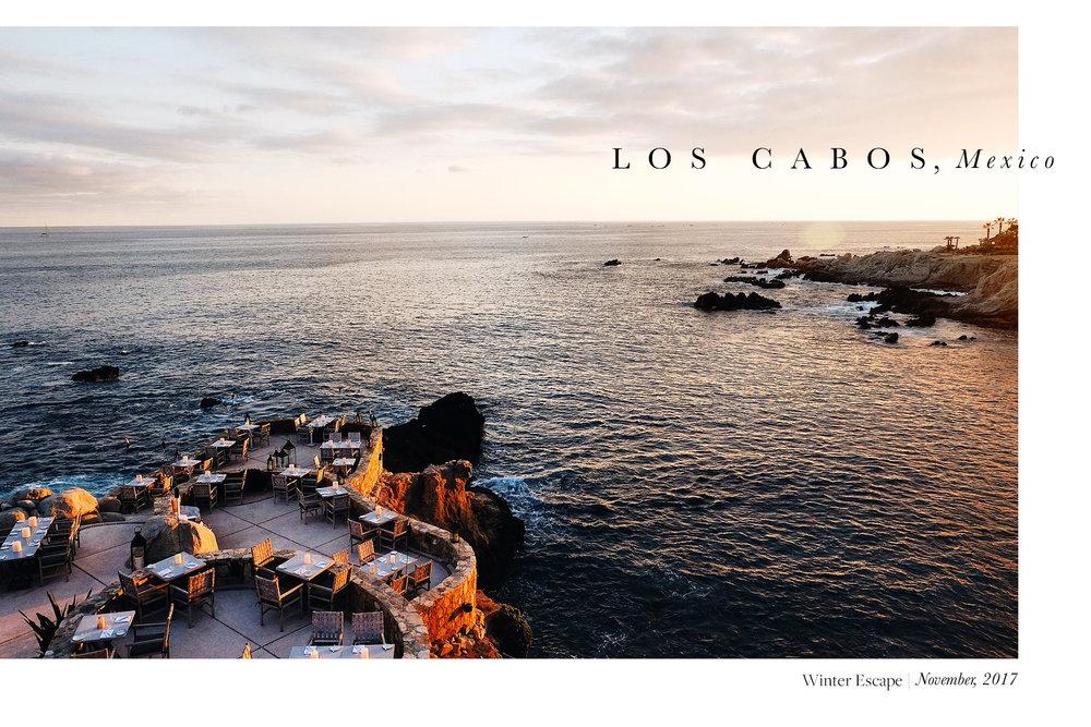 Esperanza Resort, Travel Guide to Los Cabos, The Far & Near, Dulci Edge