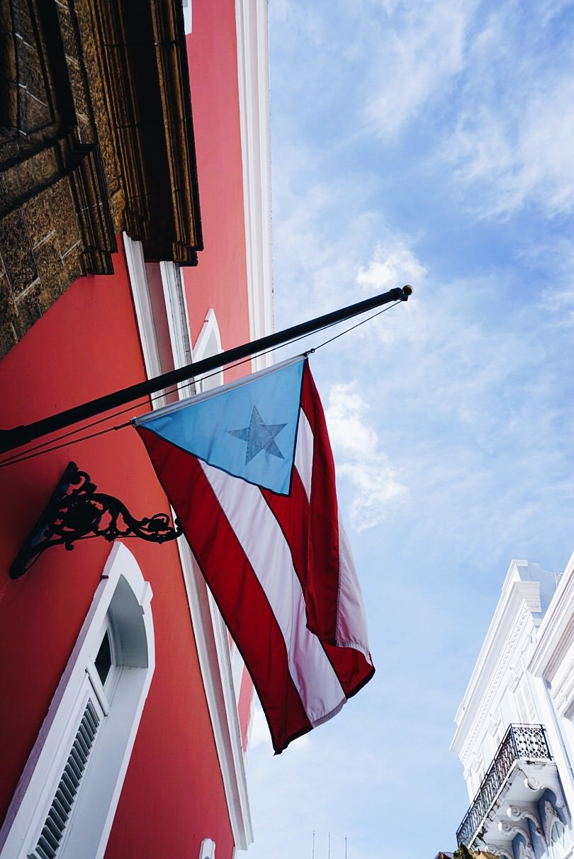 The Far & Near, Travel Guide to Old San Juan by Dulci Edge