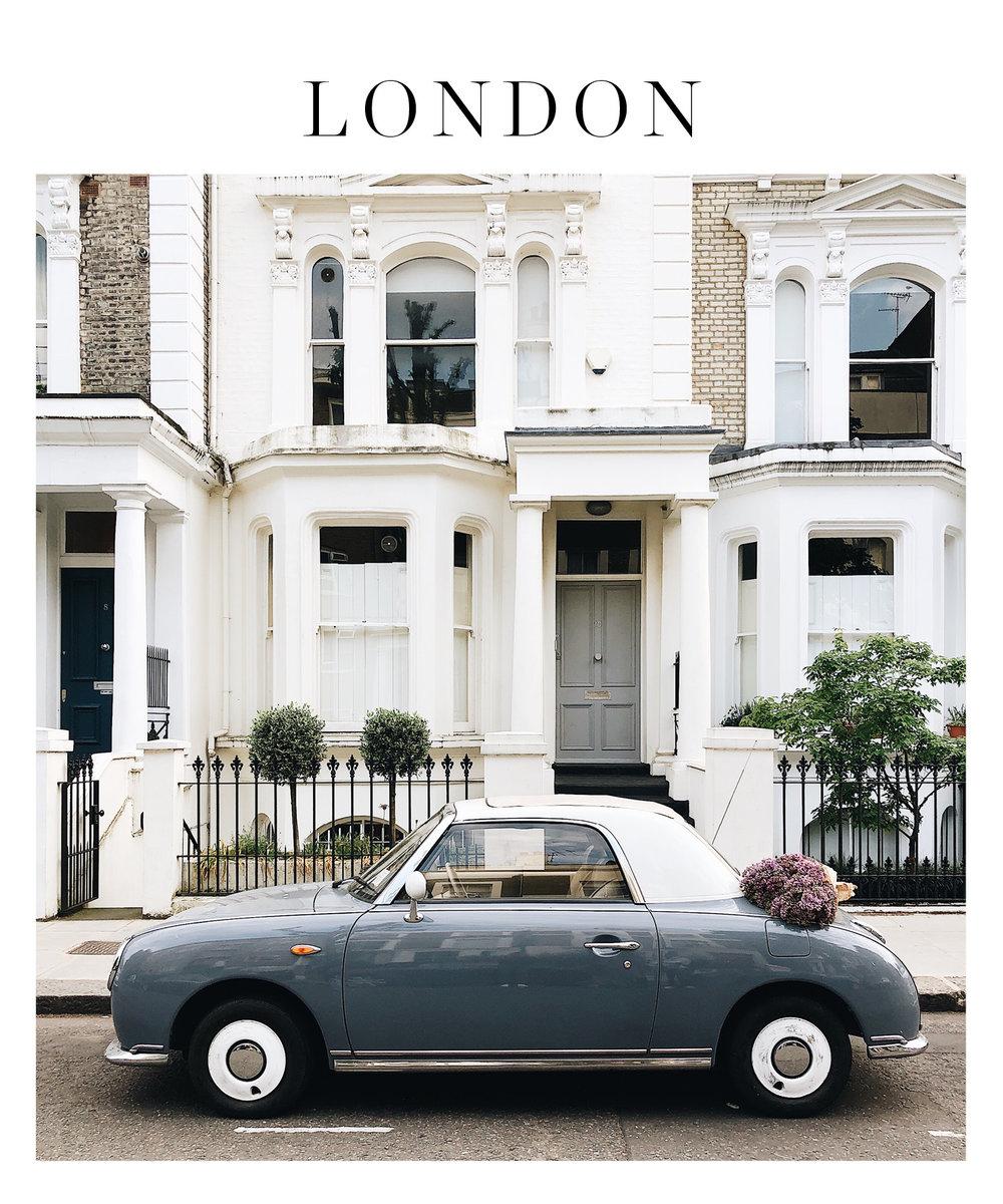 London Travel Guide by Dulci Edge