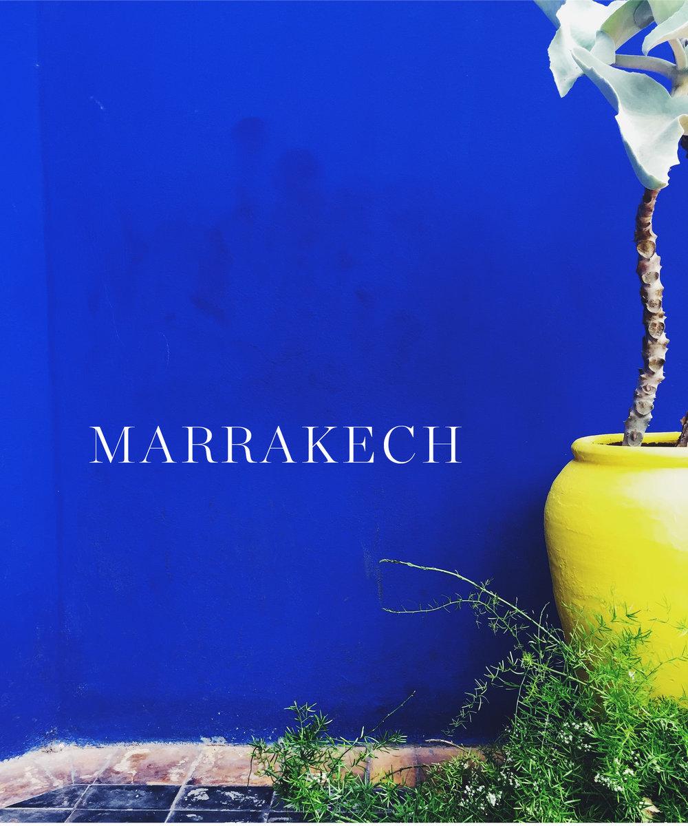 Marrakech Travel Guide by Dulci Edge