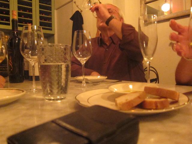 wine tasting and dinner nyc