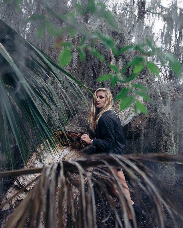 Jungle vibes 🌴🙊 / #ryz