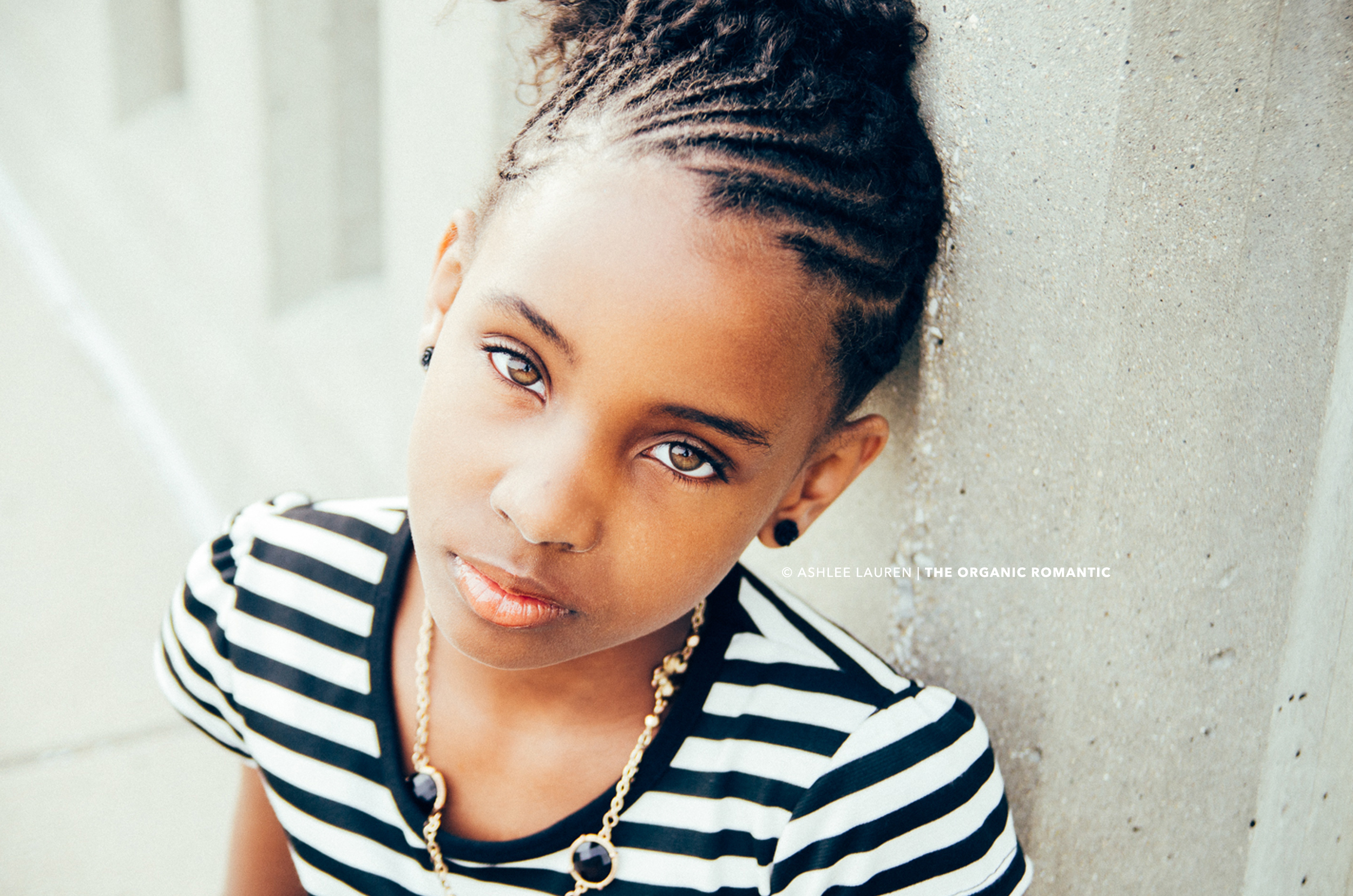 Craving some images to boost your child's modeling portfolio? Let's chat. I can photograph her organically and authentically. Sessions in Indianapolis, IN