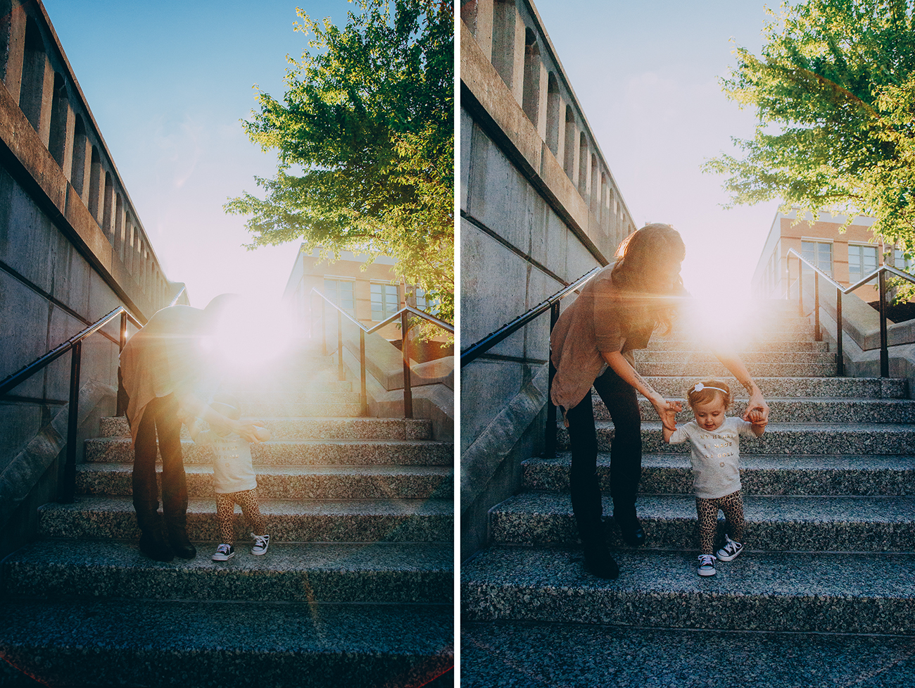 modern family portraits by indianapolis photographer
