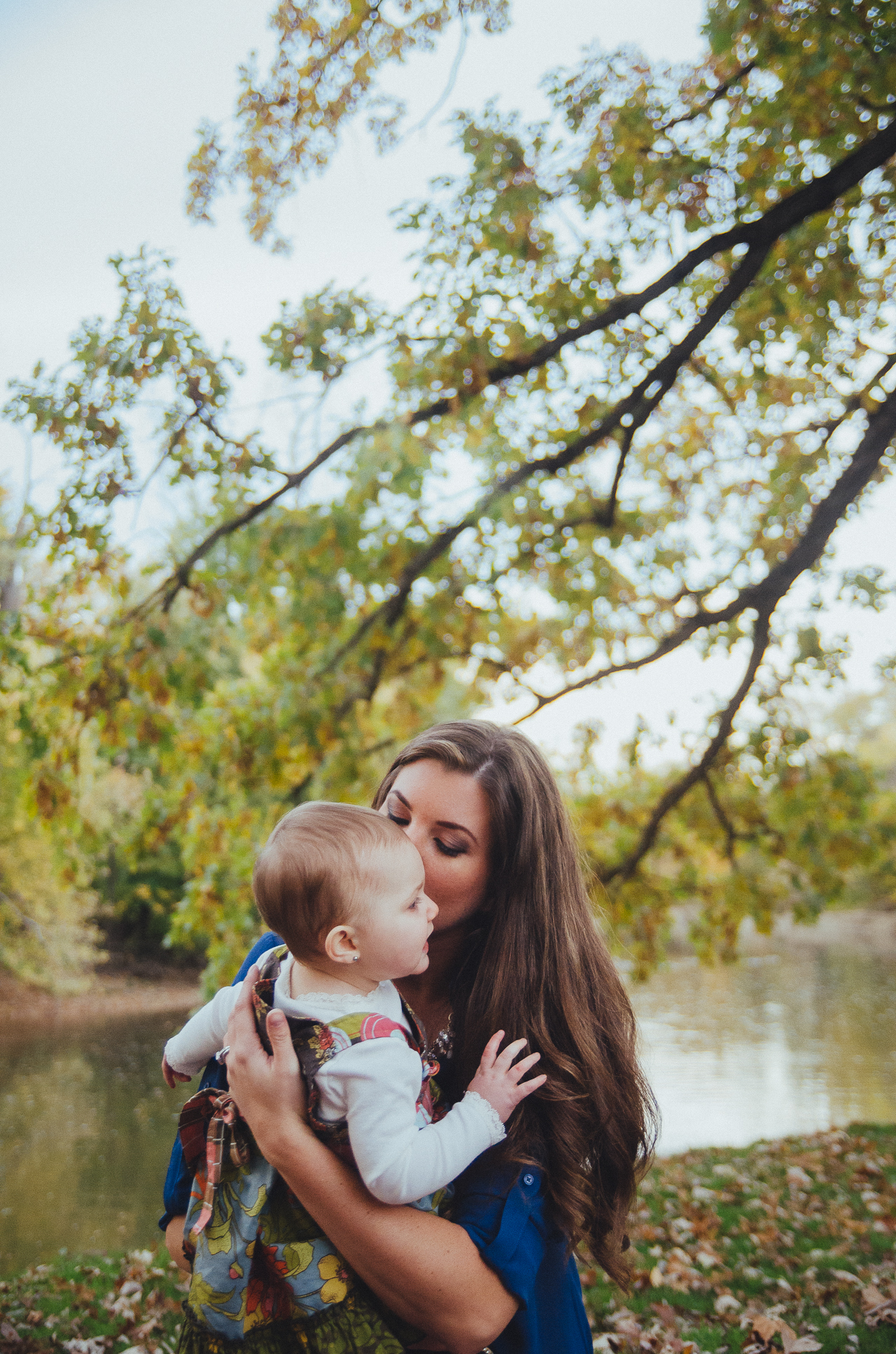 indianapolis child photographer, mommy and me session