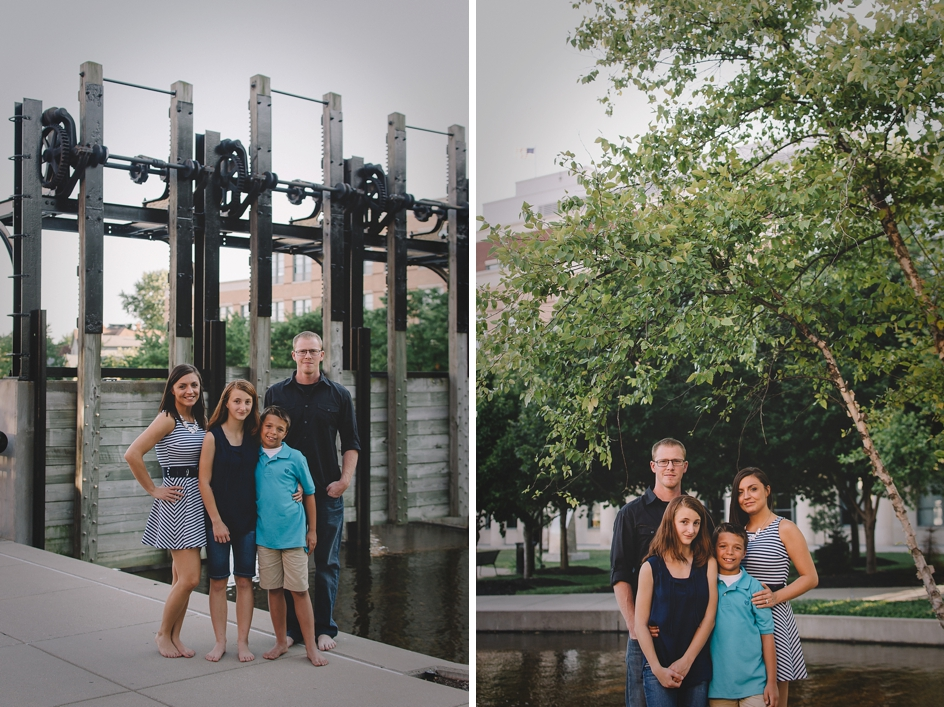 indianapolis family studio photography
