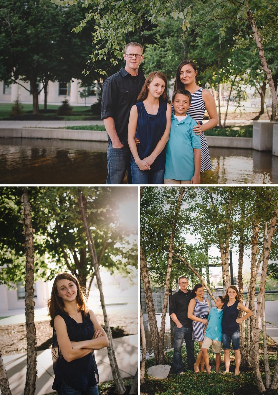 indianapolis family studio photography