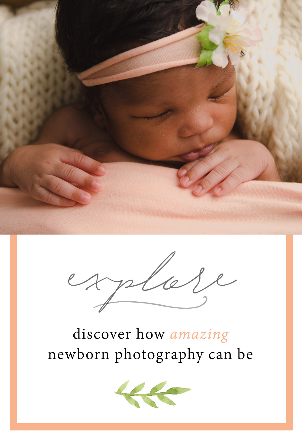 discover how amazing newborn photography can be