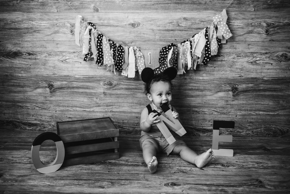 indianapolis first birthday photographers