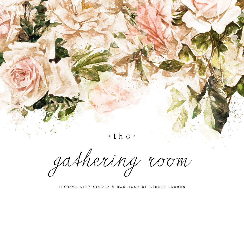 the gathering room, indianapolis, photography studio and boutique by ashlee lauren