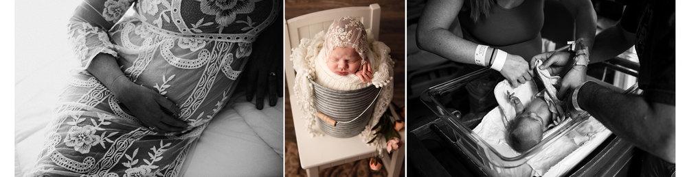 Indianapolis photographer's portfolio of maternity, newborn, and fresh 48 work.