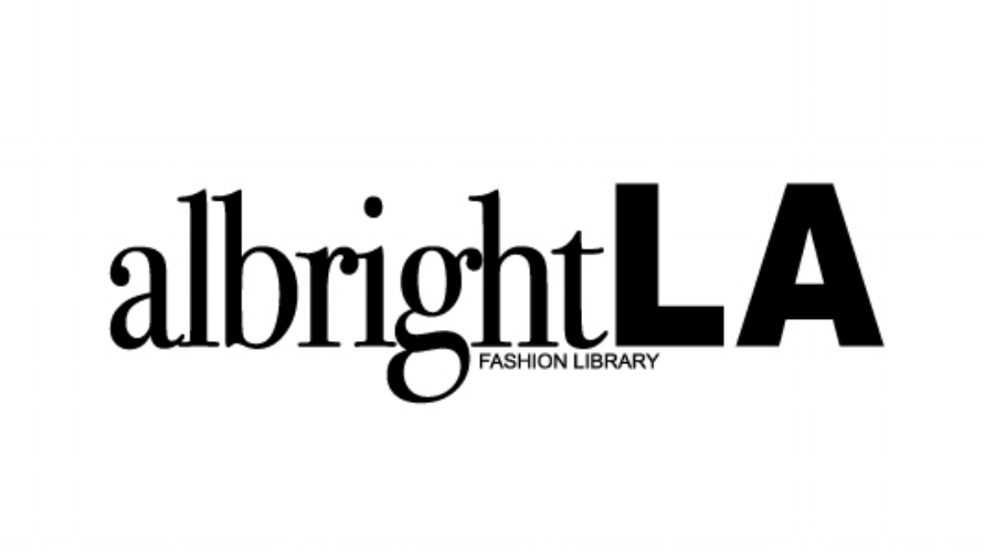 albright FASHION LIBRARY LA