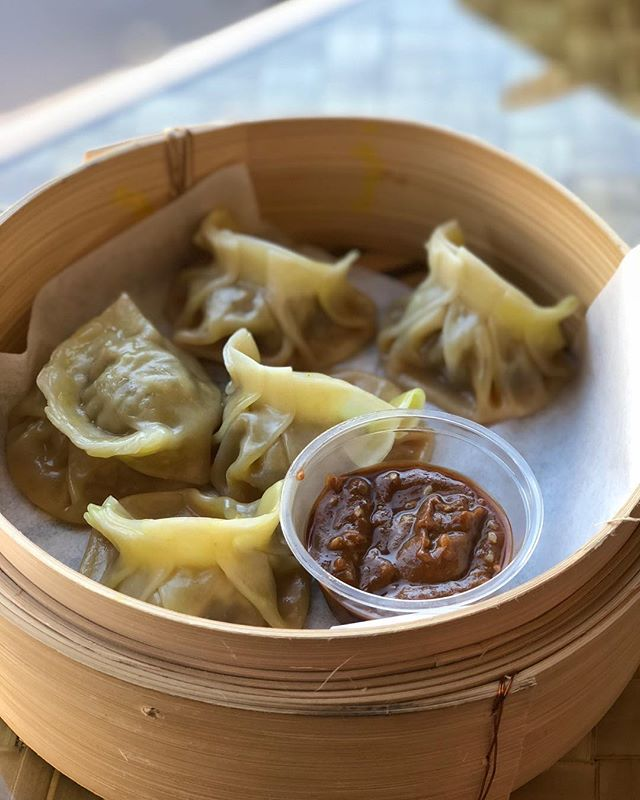 Dumplings in Iowa? Yes please.... 🥟🥟🥟🎥🎥🎥 . . . @dumplingdarlingiowacity