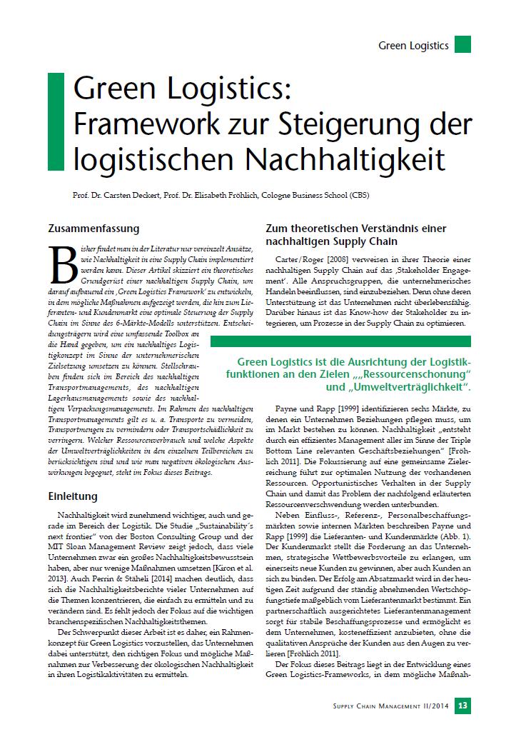 Green Logistics - Framework zur Steigerung der logistischen Nachhaltigkeit.png